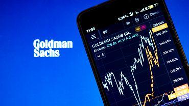 Goldman Sachs, zdjęcie ilustracyjneq