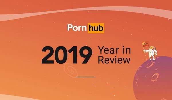 Pornhub - podsumowanie roku 2019