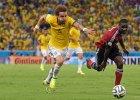 MŚ 2014. Brazylia skopała Kolumbię i zrzuciła maskę