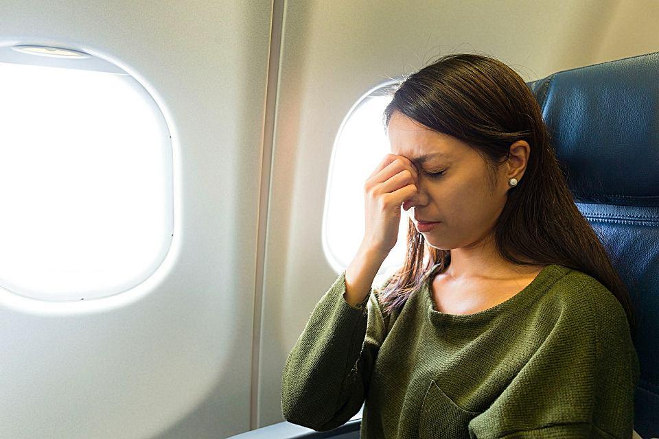 Uszy Nie Lubią Latania Jak Lot Samolotem Działa Na Organizm