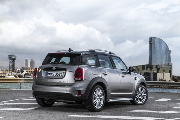 MINI Countryman S E ALL4 2017