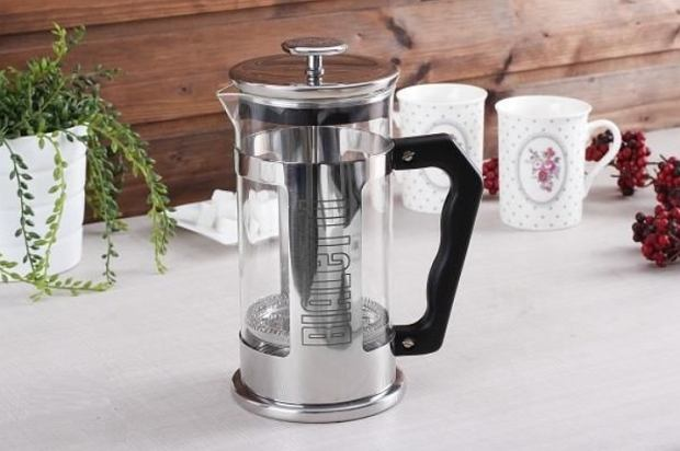 Zaparzacze do herbaty - french press i dzbanki z sitkiem