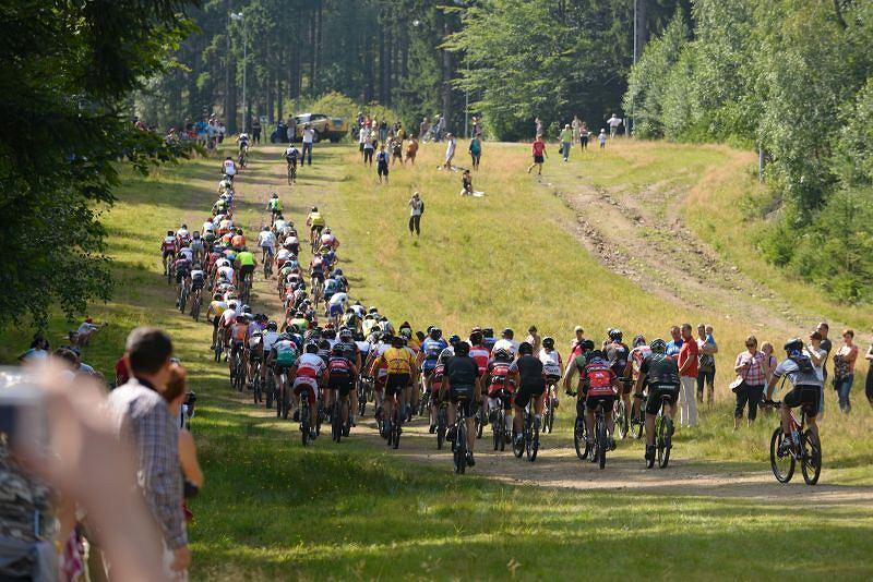 Festiwalowy Bike Maraton w Szklarskiej Porębie
