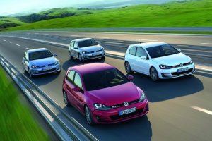 VW Golf GTE | Ten trzeci
