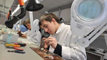 Uczniów techników i szkół branżowych jest w Polsce prawie 860 tys. 11 stycznia zaczną egzaminy zawodowe