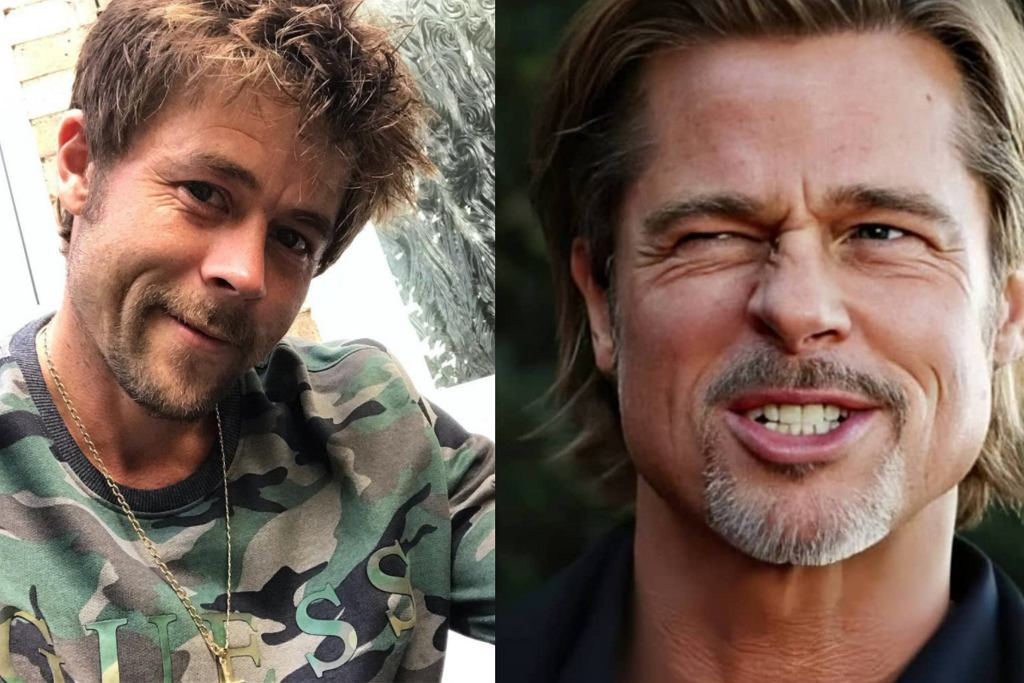 Nathan Meads, Brad Pitt