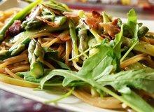 Spaghetti ze szparagami - ugotuj