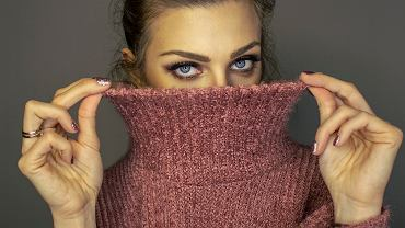 Prosty makijaż oka