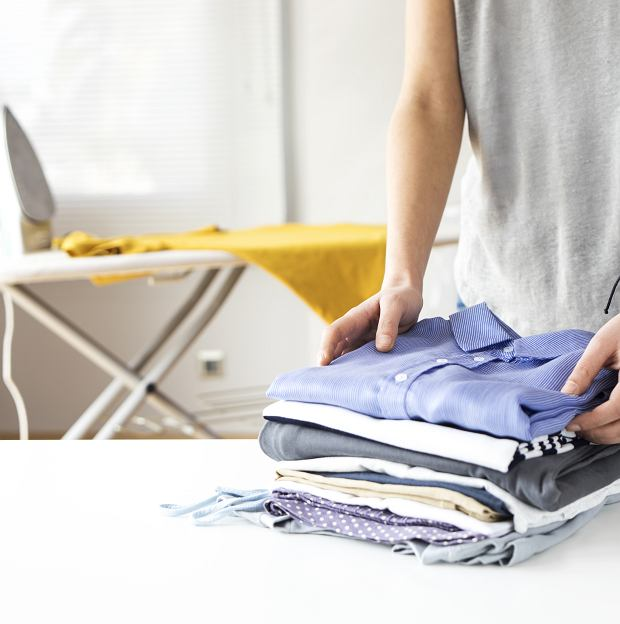 SensiCare - funkcja, dzięki której ubrania zachowają pierwotny wygląd na dłużej