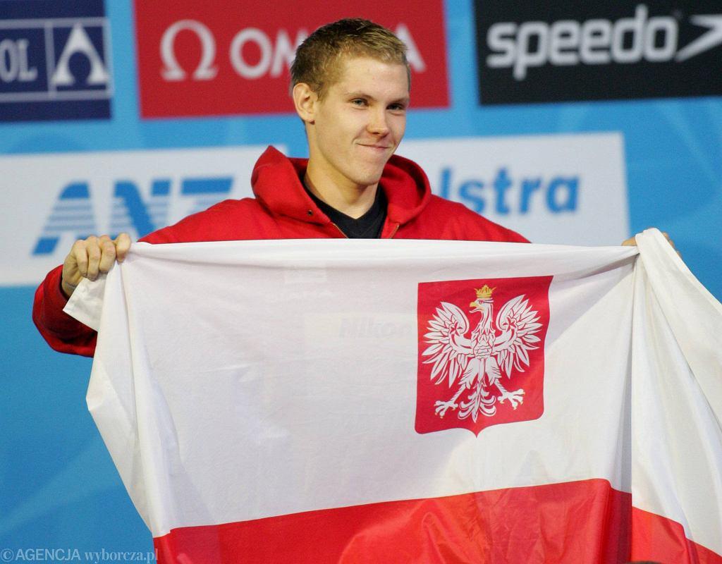 Mateusz Sawrymowicz na MŚ 2007