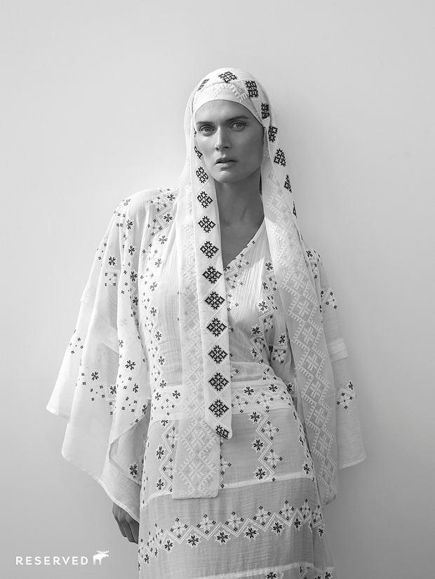 Kolekcja inspirowana jest kulturą oraz sztuką Łotwy i Estonii
