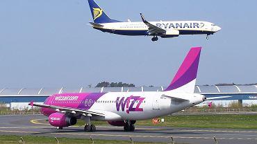 Wizz Air i Ryanair włączają do oferty nową, identyczną trasę