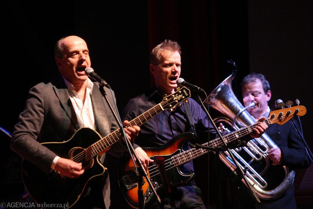 Jan Pospieszalski i Marcin Pospieszalski - koncert kolęd (2014 r.)