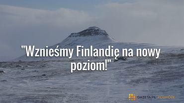 Szczyt Halti w Norwegii miałby zostać przekazany Finlandii