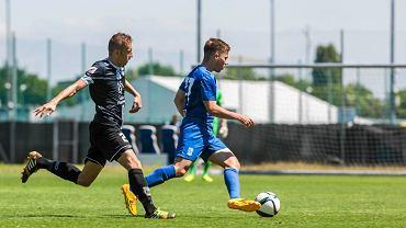 Lech Poznań pokonał w sparingu Stomil Olsztyn 3:0. Niklas Zulciak