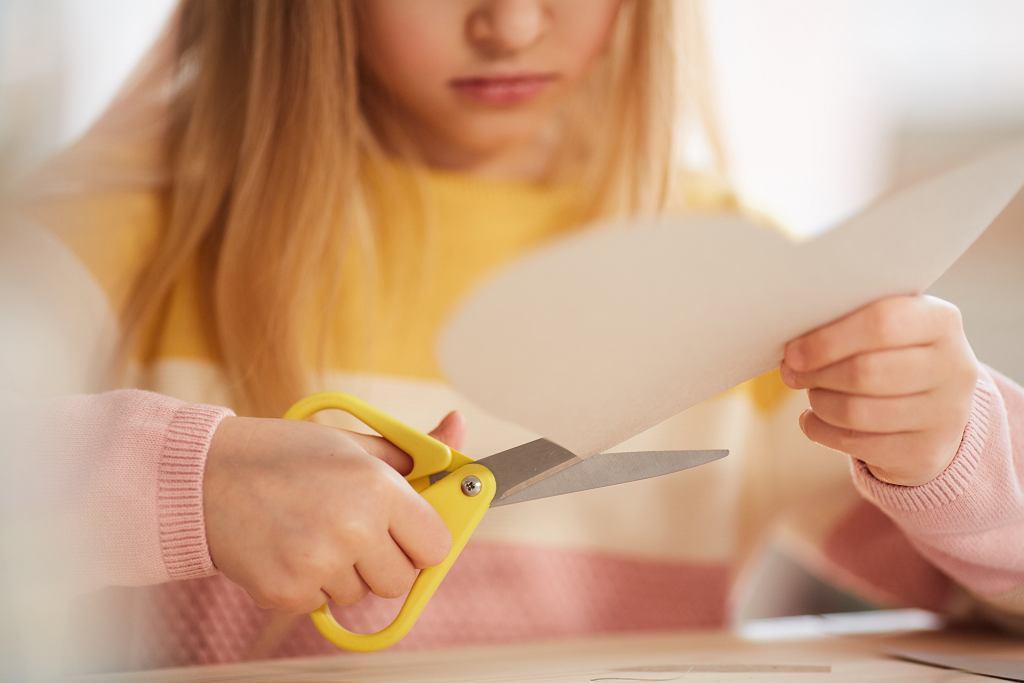 Walentynka - kartka na walentynki, którą dziecko chętnie zrobi