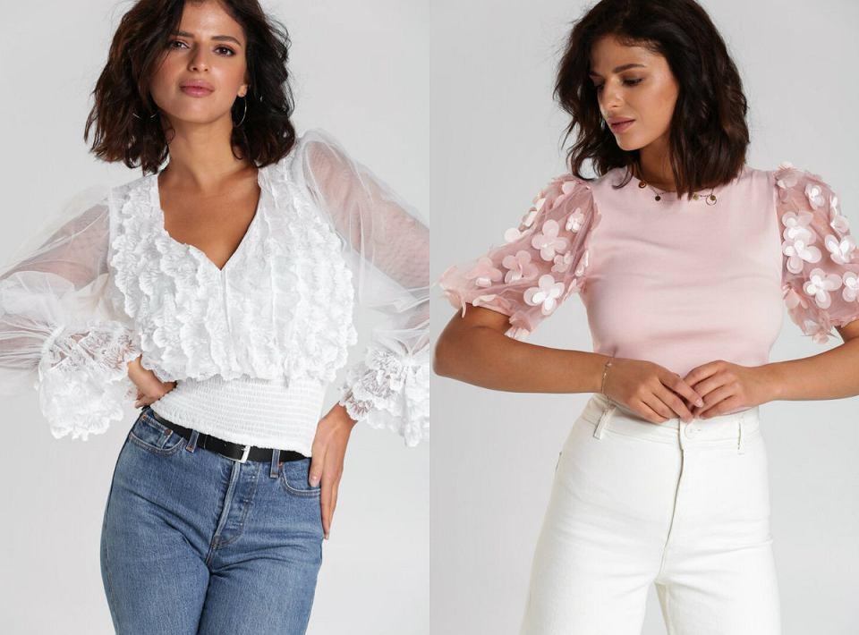Bluzki z kolekcji wiosna 2020