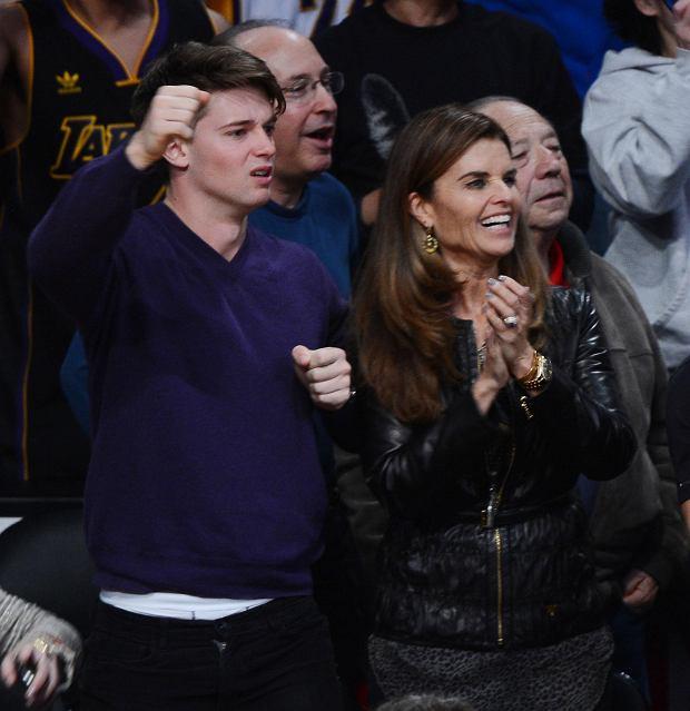 Patrick Shriver Schwarzenegger, Maria Shriver