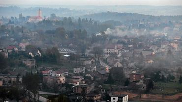 Smog nad Rybnikiem, 16 kwietnia 2014