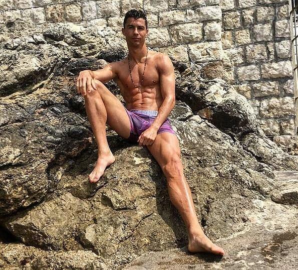 Cristiano Ronaldo jak superbohater w nowej kampanii CR7. Fani: 'Maszyna!'