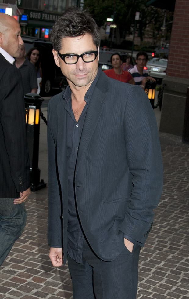 "07/23/2012 - John Stamos - The Cinema Society Host A Screening Of ""Killer Joe"" In New York - Tribeca Grand Hotel - New York, NY, USA - Keywords:  Orientation: Portrait Face Count: 1 - False - Photo Credit: Janet Mayer / PRPhotos.com - Contact (1-866-551-7827) - Portrait Face Count: 1"