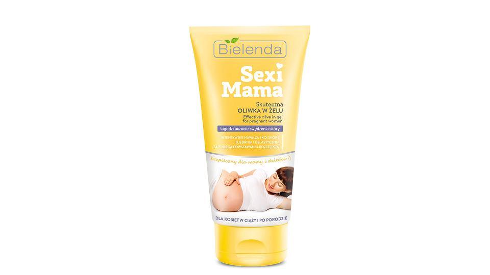 Sexi Mama - Skuteczna oliwka w żelu