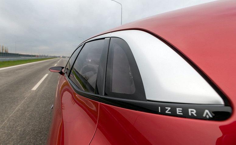 Samochód elektryczny Izera