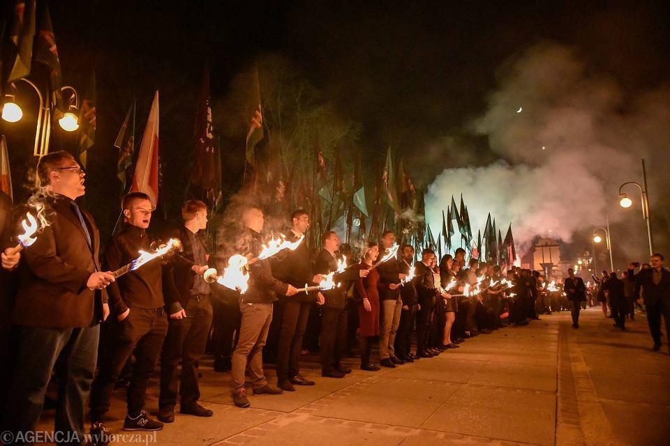 Częstochowa, 1 kwietnia 2017 r. Pielgrzymka Młodzieży Narodowej na Jasną Górę
