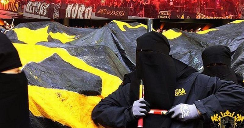 Fani AIK Solna zakpili z politycznej poprawności