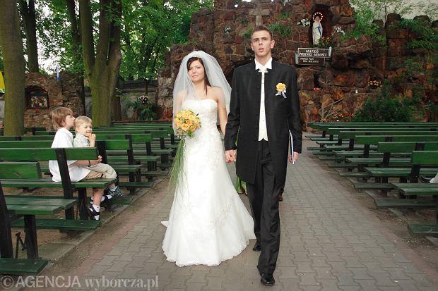 Mariusz i Paulina Wlazły