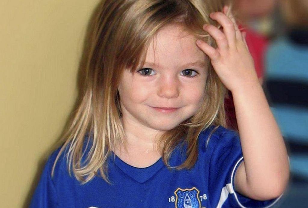 Madeleine McCann kilka tygodni przed zaginięciem (fot. archiwum rodzinne)