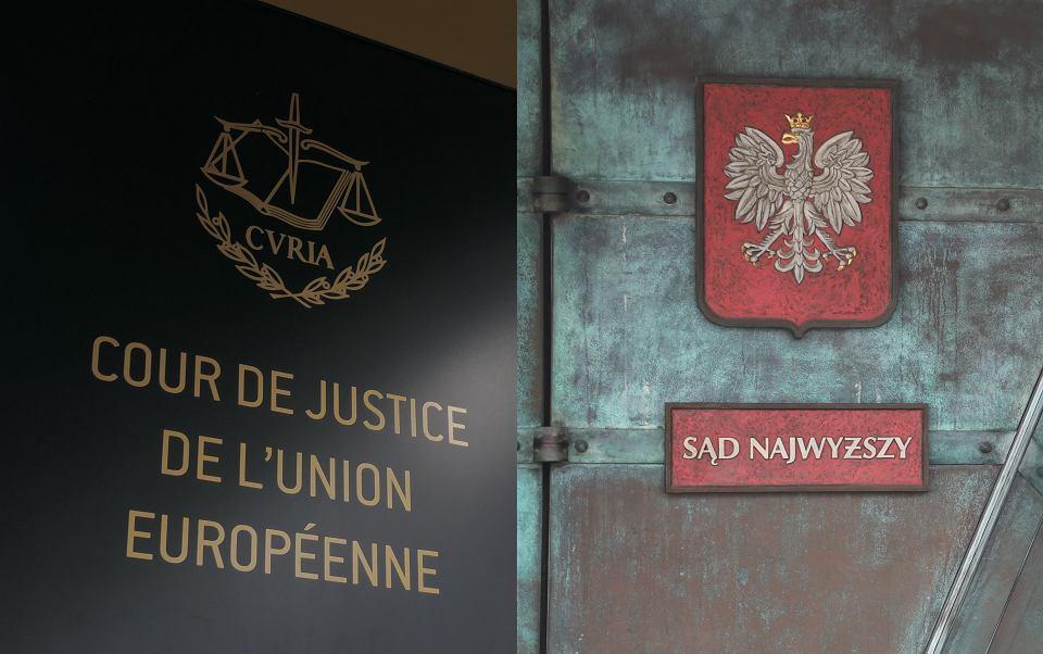 Unijny Trybunał Sprawiedliwości zajmie się dziś nieprawidłowościami przy powoływaniu nowych sędziów Sądu Najwyższego.