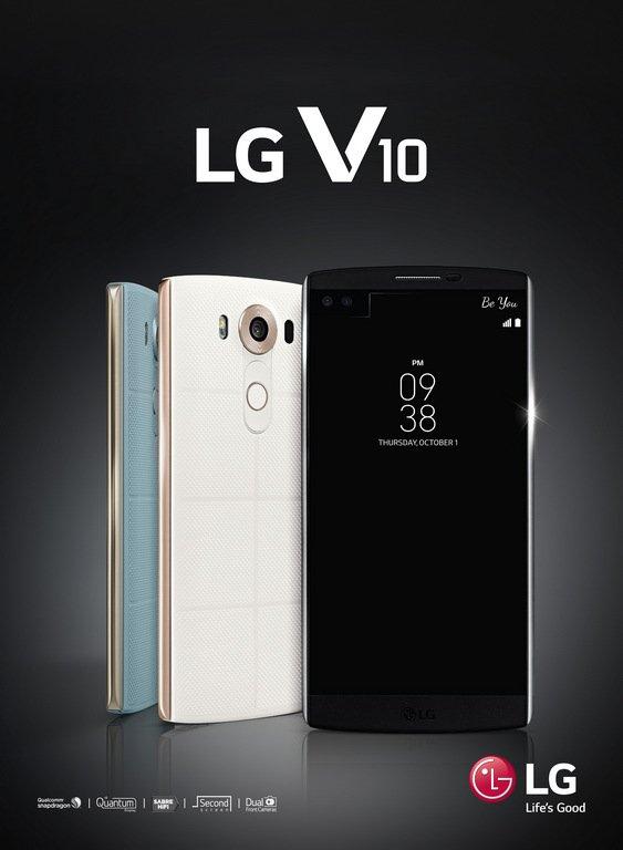LG V10 w Polsce