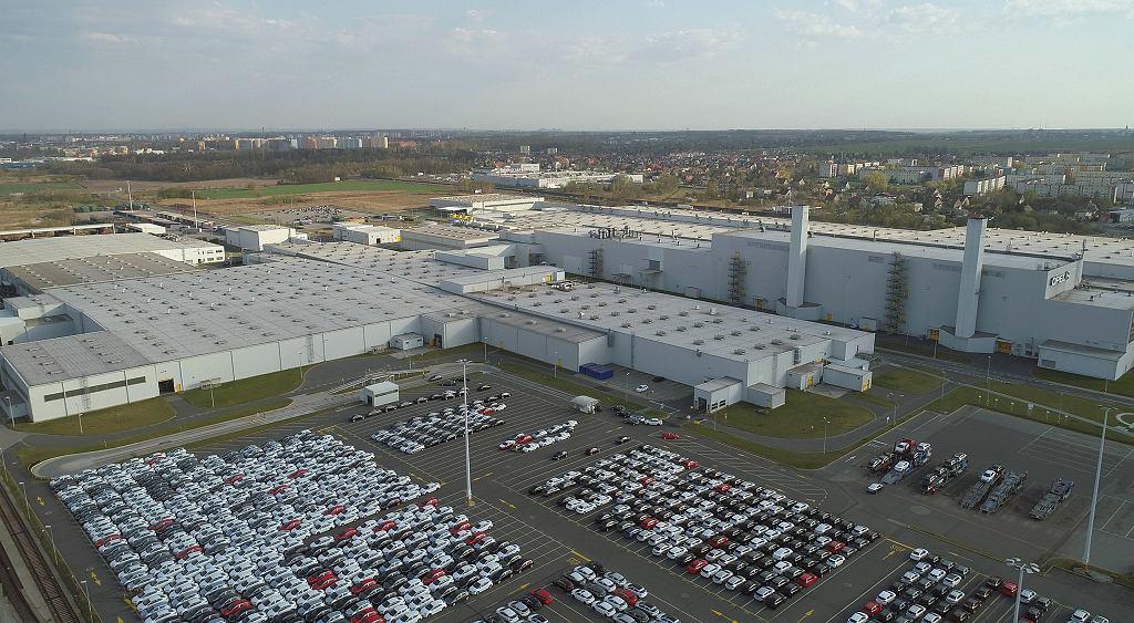 Fabryka PSA w Gliwicach