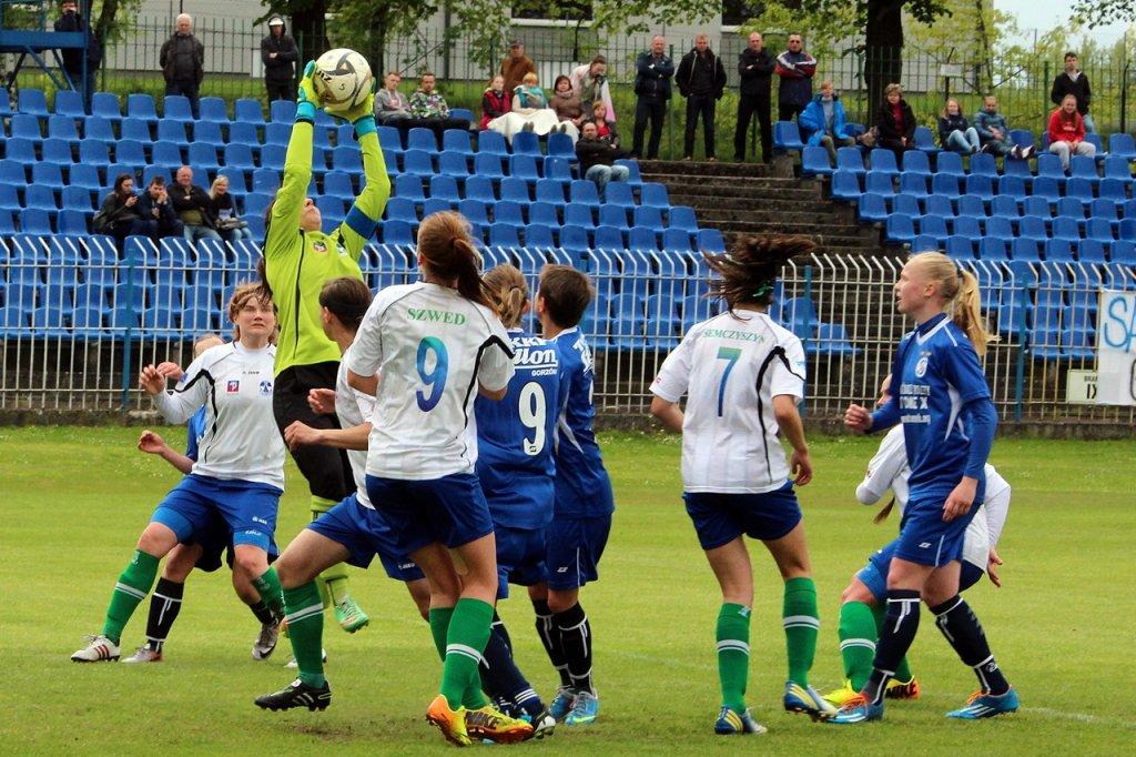 TKKF Stilon Gorzów - Olimpia Szczecin 0:2 (0:1)