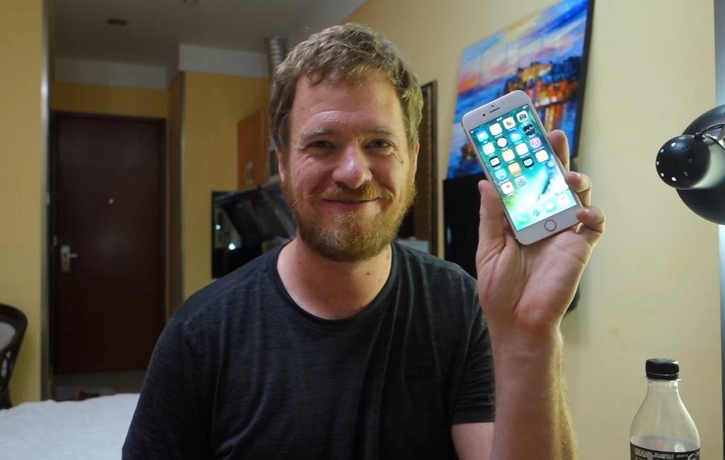 Samodzielnie zbudował własnego iPhone'a