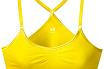 Żółty top H&M Sport (59,90 zł - miniatura