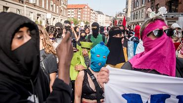 Dania. Zakaz burek i protesty