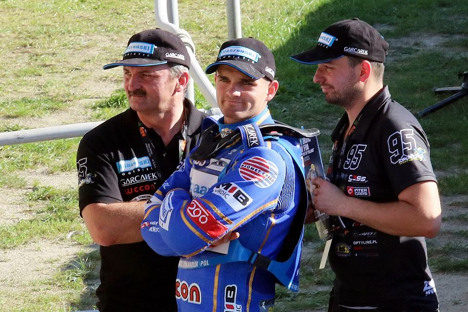 Gorzowska runda Grand Prix 2016. Losowanie pól startowych i oficjalny trening