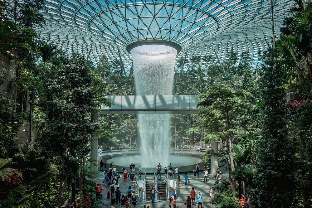 Lotnisko Changi na półtora roku zamyka terminal