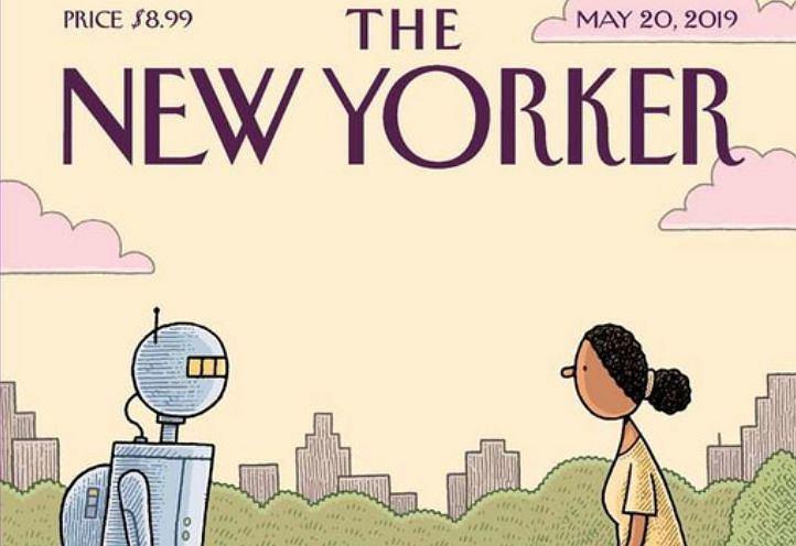 'The New Yorker' opublikował ilustrację polskiej rysowniczki. Kasia Babis się chwali
