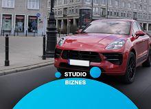 Do Studia Biznes przyjechało dzisiaj Porsche Macan. W jednej z najciekawszych wersji