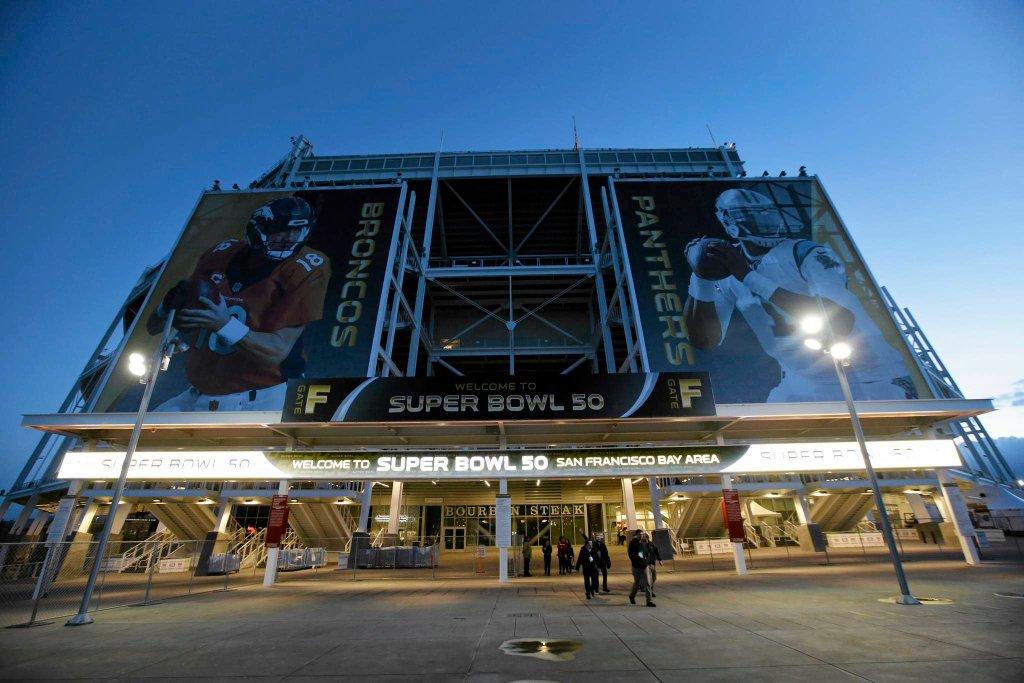 Levi's Stadium czeka na Super Bowl