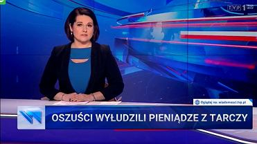 Wiadomości TVP 30.03.2021. Bohaterem materiału była Paweł Borys, prezes PFR.