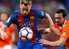FC Barcelona - Eibar, La Liga [RELACJA, GDZIE OBEJRZEĆ]