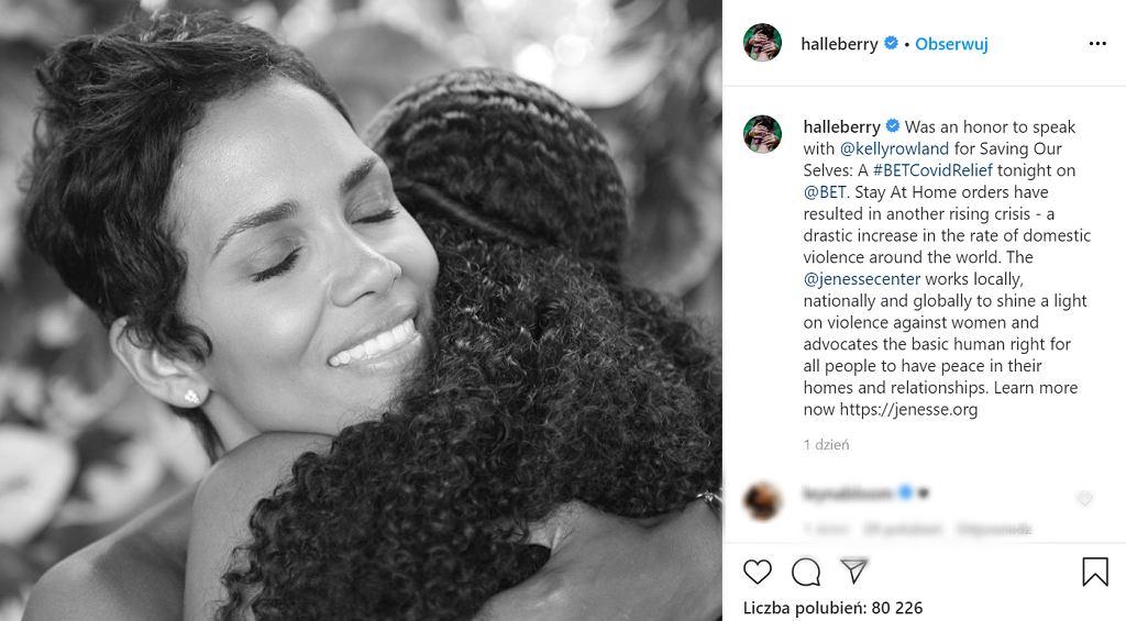 Halle Berry opowiedziała o włosowym koszmarze swojej córki. 'Musiałam ją ogolić'. Mamy, to się może przydarzyć każdemu
