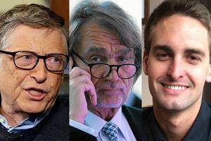 Najbogatsi ludzie świata wg Forbes 2015. Razem zebrali ponad 7 bilionów dolarów. Polak dopiero na 418. miejscu