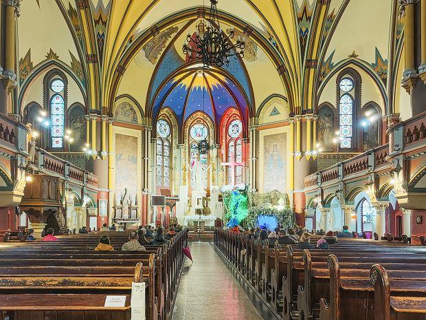Zdjęcie numer 18 w galerii - Święconka w dobie pandemii. Jak wyglądała w toruńskich kościołach?