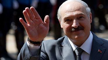 """Aleksander Łukaszenko, prezydent Białorusi, także padł ofiarą """"afery taśmowej"""""""