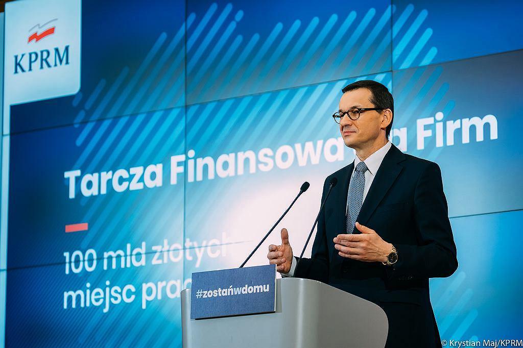 Od 29 kwietnia można składać wnioski o tarczę finansową